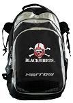 Nebraska Blackshirts Harrow Field Hockey Lacrosse Backpack Bag