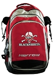Nebraska Blackshirts Harrow Field Hockey Backpack Bag Red