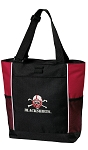 Nebraska Blackshirts Tote Bag Red