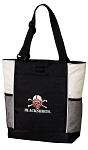 Nebraska Blackshirts Tote Bag W