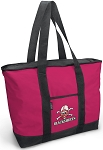 Nebraska Blackshirts Pink Tote Bag