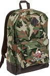 Nebraska Blackshirts Camo Backpack