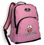 Nebraska Blackshirts Backpack Pink