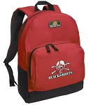 Nebraska Blackshirts Backpack Red