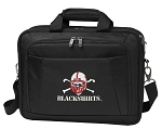 Nebraska Blackshirts Messenger Laptop Bag