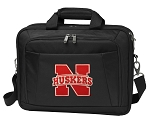 University of Nebraska Messenger Laptop Bag