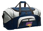 Large University of Northern Iowa Duffle UNI Panthers Duffel Bags