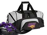Small University of Northern Iowa Gym Bag or Small UNI Panthers Duffel