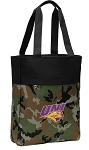 Northern Iowa Tote Bag Everyday Carryall Camo