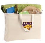 Northern Iowa Jumbo Tote Bag