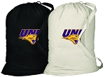 Northern Iowa Laundry Bags 2 Pc Set