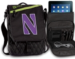 Northwestern Wildcats Tablet Bags & Cases Green