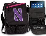 Northwestern Wildcats Tablet Bags & Cases Pink