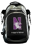 Northwestern University Harrow Field Hockey Lacrosse Backpack Bag