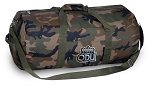Old Dominion University Camo Duffel Bags