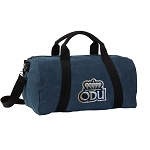 ODU Duffel RICH COTTON Washed Finish Blue