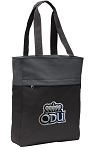 ODU Monarchs Tote Bag Everyday Carryall Black