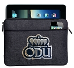 ODU Ipad Sleeve Blue