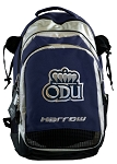 ODU Harrow Field Hockey Backpack Bag Navy