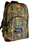 Old Dominion University Backpack REAL CAMO DESIGN