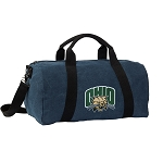 Ohio University Bobcats Duffel RICH COTTON Washed Finish Blue