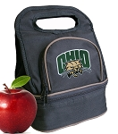 Ohio Bobcats Lunch Bag Black
