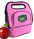 Ohio Bobcats Lunch Bag Pink