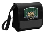Ohio Bobcats Lunch Bag Cooler Black