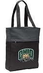 Ohio Bobcats Tote Bag Everyday Carryall Black