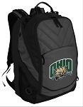 Ohio Bobcats Deluxe Laptop Backpack Black