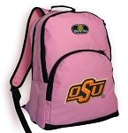 Oklahoma State Cowboys Pink Backpack