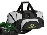 Small University of Oregon Gym Bag or Small UO Duffel