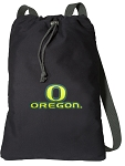 University of Oregon Cotton Drawstring Bag Backpacks