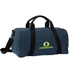 OU Duffel RICH COTTON Washed Finish Blue