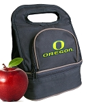 University of Oregon Lunch Bag Black