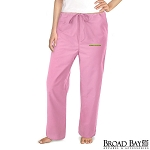 University of Oregon Pink Scrubs Pants Bottoms