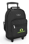 University of Oregon Rolling Backpacks Black
