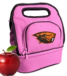 Oregon State Lunch Bag Pink