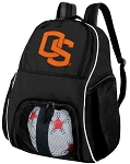 Oregon State University Beavers Ball Backpack