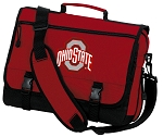 Ohio State Messenger Bag Red