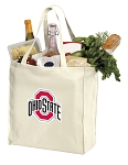OSU Buckeyes Shopping Bags Canvas
