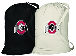 OSU Ohio State Buckeyes Laundry Bags 2 Pc Set