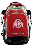 Ohio State Harrow Field Hockey Backpack Bag Red
