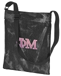 Phi Mu Sorority CrossBody Bag COOL Hippy Bag