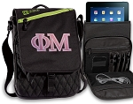 Phi Mu Tablet Bags & Cases Green