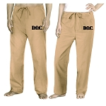 Prison Costume Tan Pants
