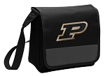 Purdue University Lunch Bag Cooler Black