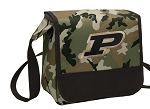 Purdue Lunch Bag Cooler Camo