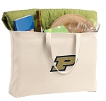 Purdue University Jumbo Tote Bag