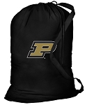 Purdue Laundry Bag Black